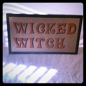 Wicked Witch Halloween Decoration